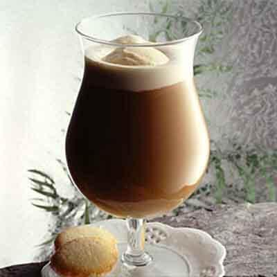 Iced Irish Creme Coffee Image