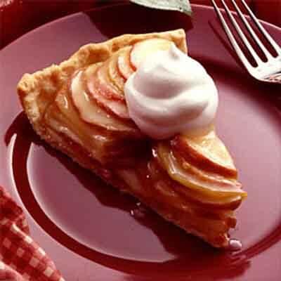 Caramelized Apple Tart Tartin