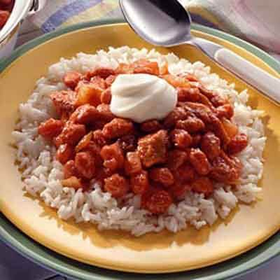 Classic Red Beans & Rice Image