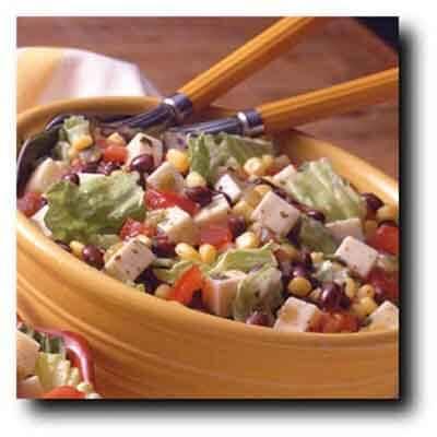 Black Bean Texican Salad Image