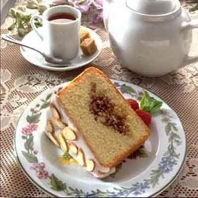 Cinnamon Streusal Pound Cake Recipe