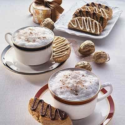 Walnut Biscotti Image