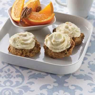 Orange Date Cookies Recipe