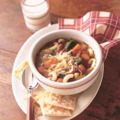 Quick Vegetable Soup Image