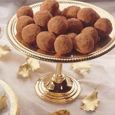 Irish Cream Truffles Image