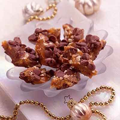 Triple Nut Chocolate Butter Toffee Image