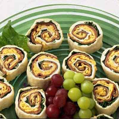 Cheese & Beef Roll-Ups Image