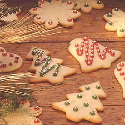 Buttery Cut-Out Cookies Recipe