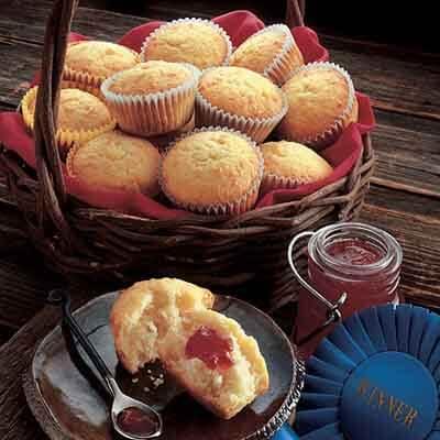 Mini Coconut Pound Cakes Recipe