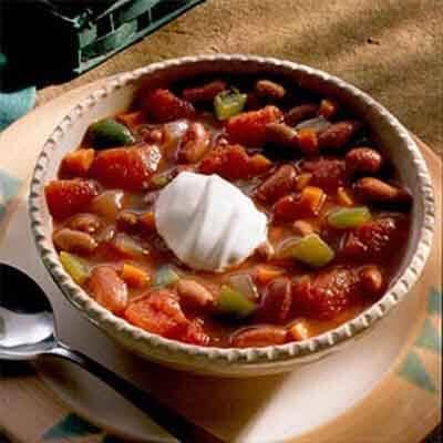 Vegetable Bean Chili Image