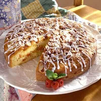 Almond Coffee Cake Recipes
