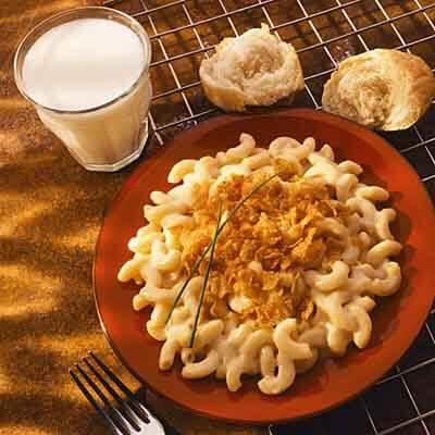 Oven Ready Macaroni & Cheese Image