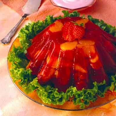 Strawberry Gelatin Recipe