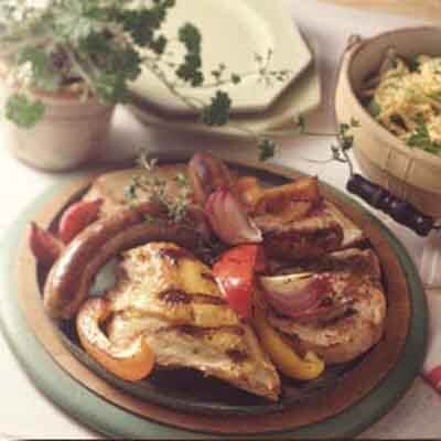 Chicken and Sausage Recipes