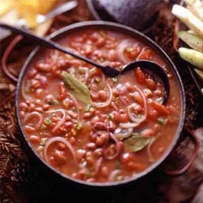 Bean & Salsa Stew Image
