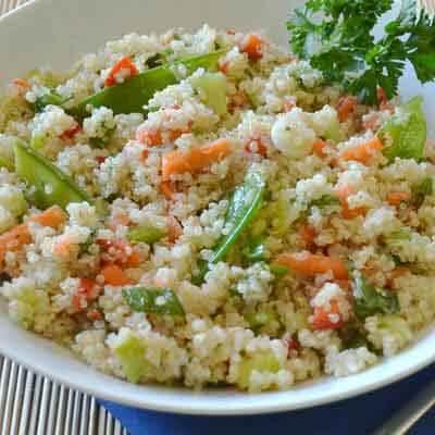 Sweet Quinoa Salad Image