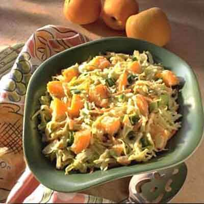 Apricot & Cabbage Coleslaw Image