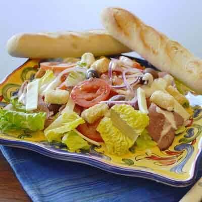Roman Caesar Salad Image