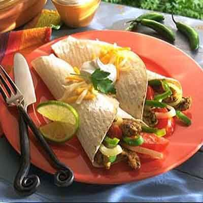 Cajun Chicken Fajita Recipes