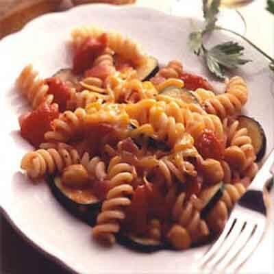 Italian-Style Pasta & Beans Image