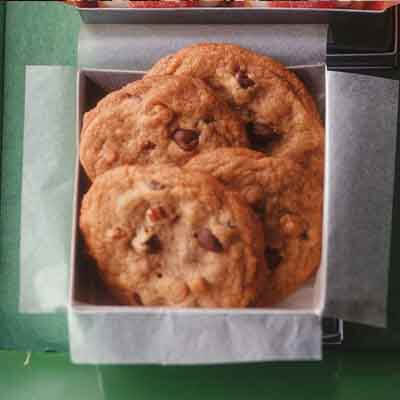 Chocolate Chip Pecan Cookies Recipe