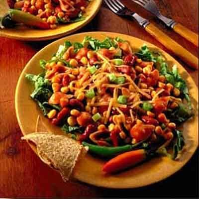 Chili Pasta Salad Image