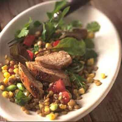 Pork and Lentil Recipe