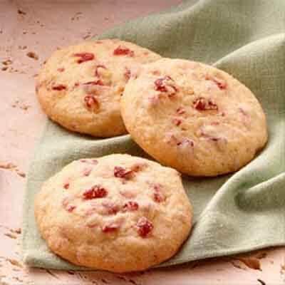 Cranberry Cornmeal Cookies Recipes