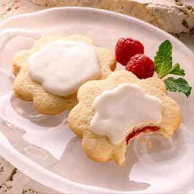 Jam-Filled Cut-Out Cookies Recipe