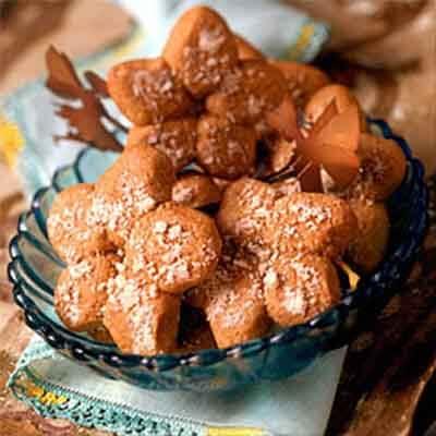 Five-Star Molasses Tea Cakes Image