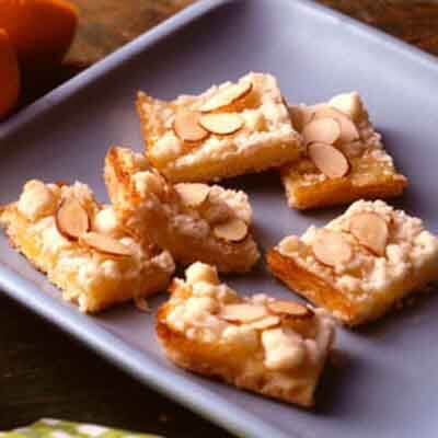 Pineapple Crumble Bars Image