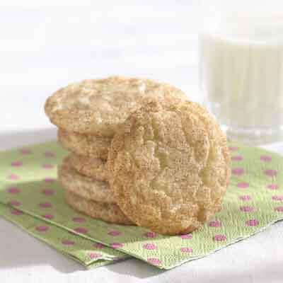 Snickerdoodles (Gluten-Free Recipe) Image