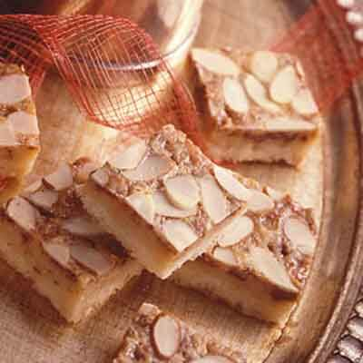 Almond Toffee Squares Image