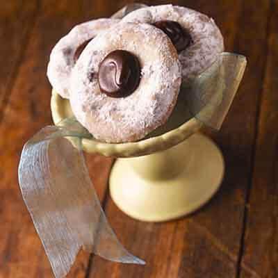 Chocolate Chip Thumbprints Image