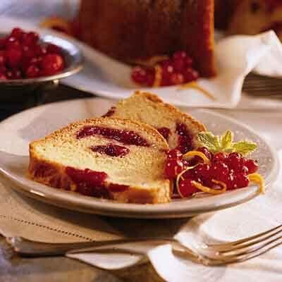 Cranberry Orange Coffee Cake Recipe