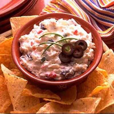 Holiday Pepper Cheese Dip Image