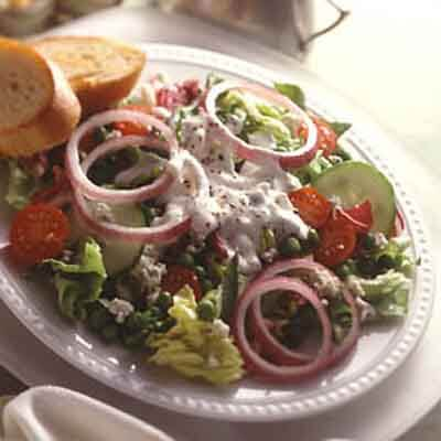 Blue Cheese & Pepper Salad Image