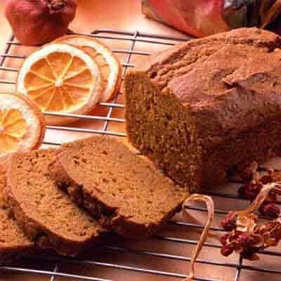 Pumpkin Spice Quick Bread Image