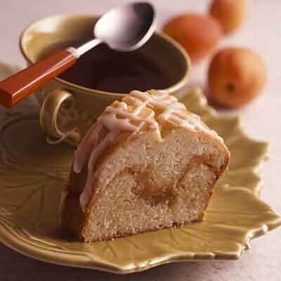 Apricot Almond Cake Recipe