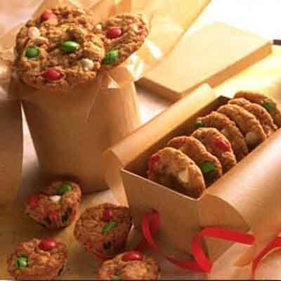 Holiday Chocolate Candy Cookie Recipes