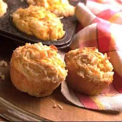 Orange Coconut Muffins Image