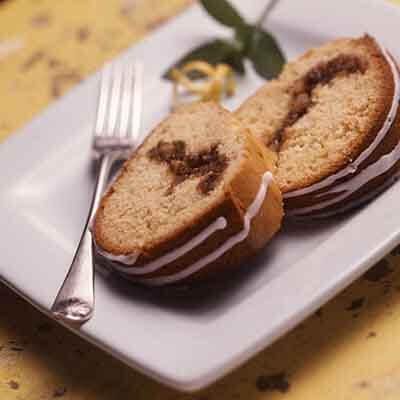 Glazed Coffee Cake Recipe