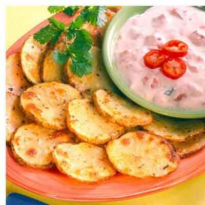 Slice & Bake Potato Dippers Image
