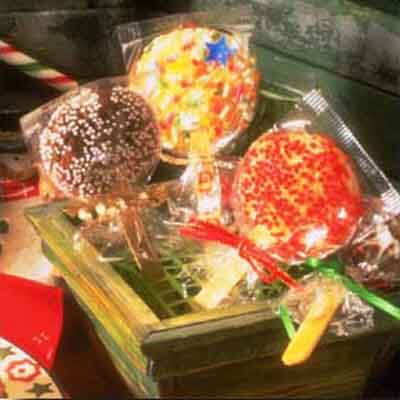 Holiday Cookie Pops Recipe