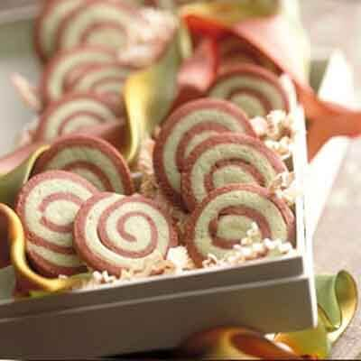 Chocolate Mint Pinwheels Image