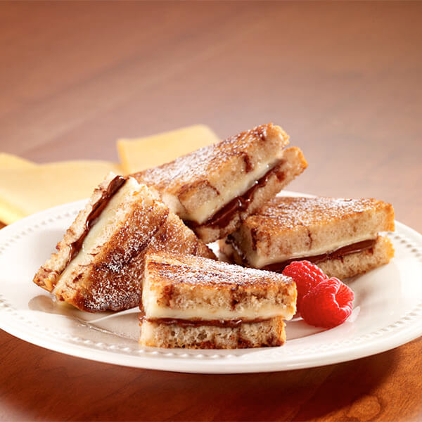 Dessert Grilled Cheese Recipe Land O Lakes