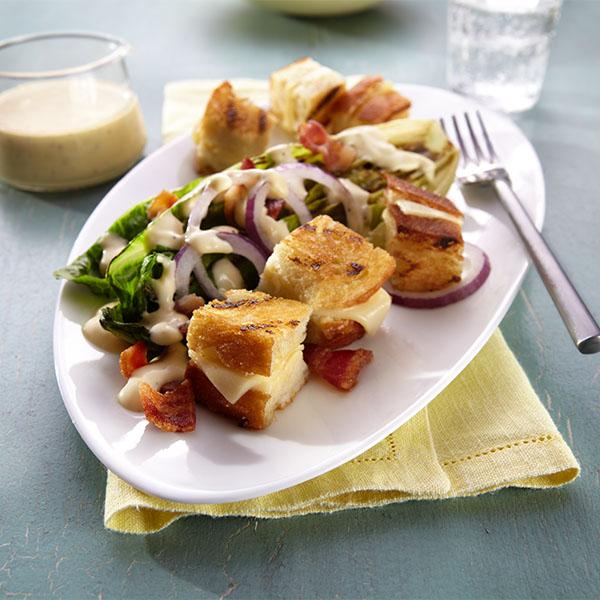 Grilled Caesar Salad Image