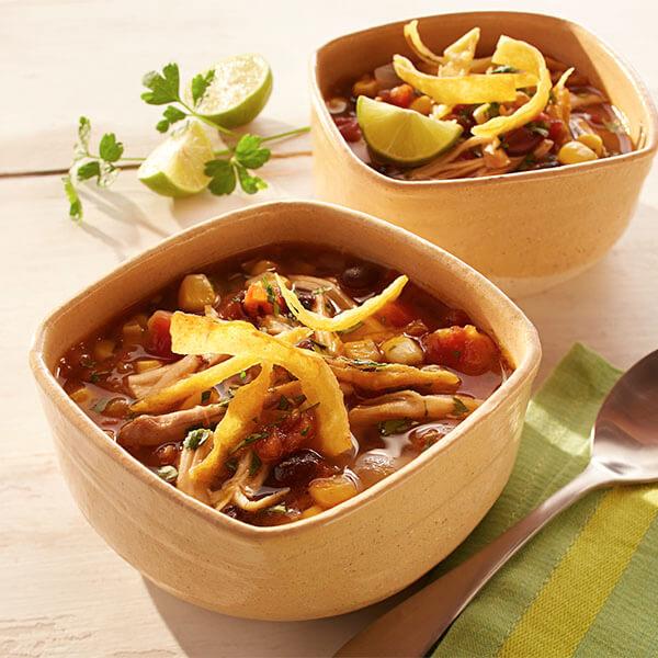 Instant Pot® Chicken Tortilla Soup Image