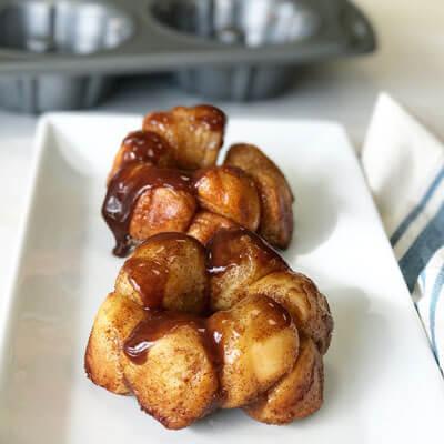 Monkey Bread for Two