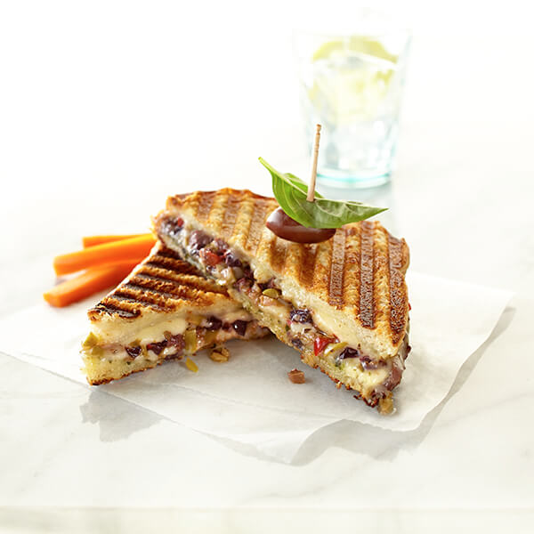 Tapenade Grilled Cheese Sandwich Image